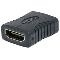 ADAPTADOR HDMI MANHATTAN COPLE RECTO ANGULO RECTO