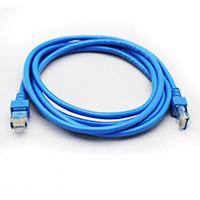 CABLE DE RED GHIA 2 MTS 6 PIES PATCH CORD RJ45 CAT