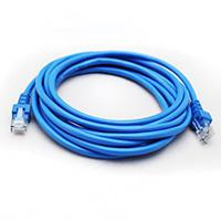CABLE DE RED GHIA 3 MTS 9 PIES PATCH CORD RJ45 CAT